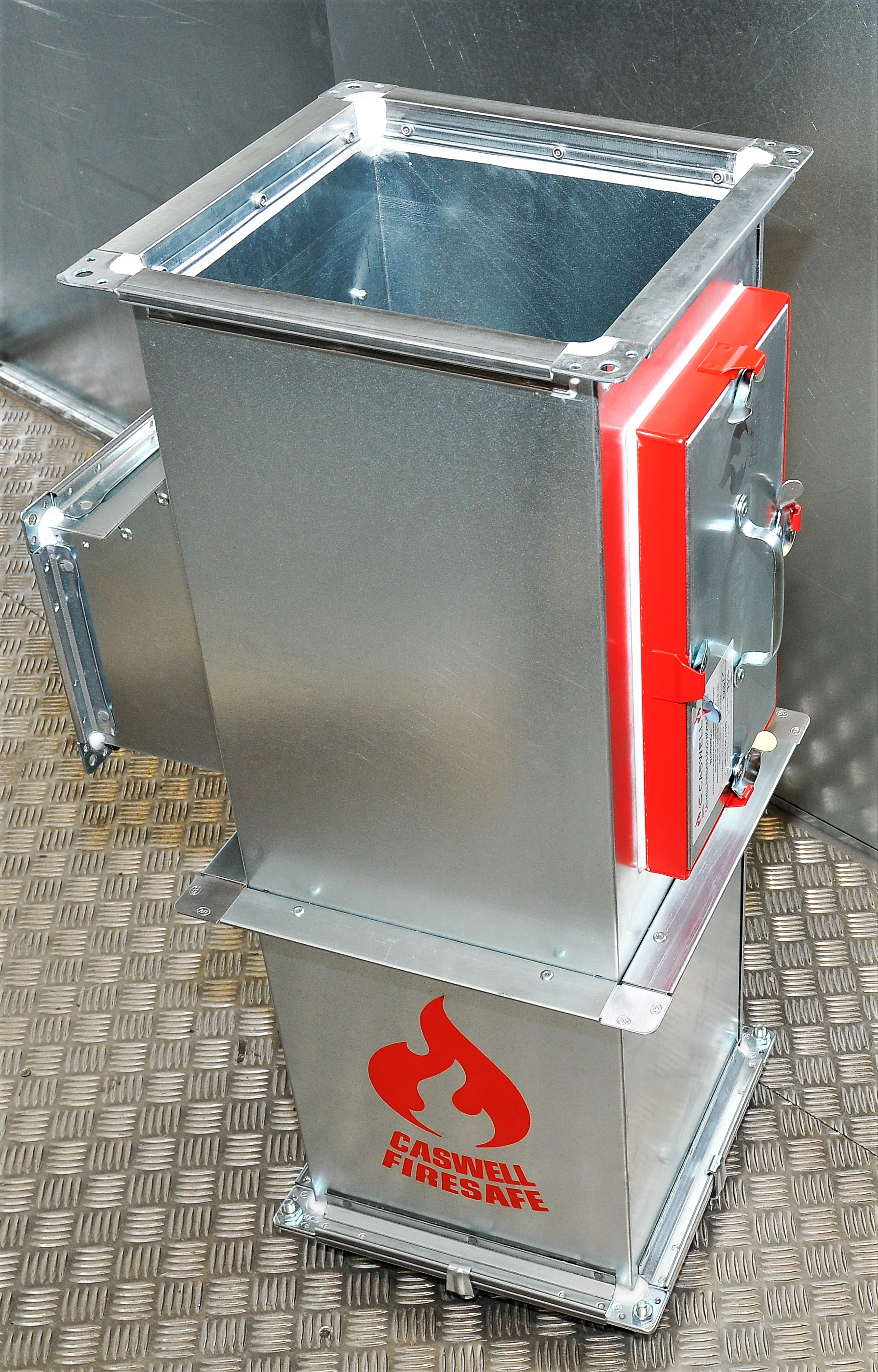CASWELL FIRESAFE fire resisting ductwork