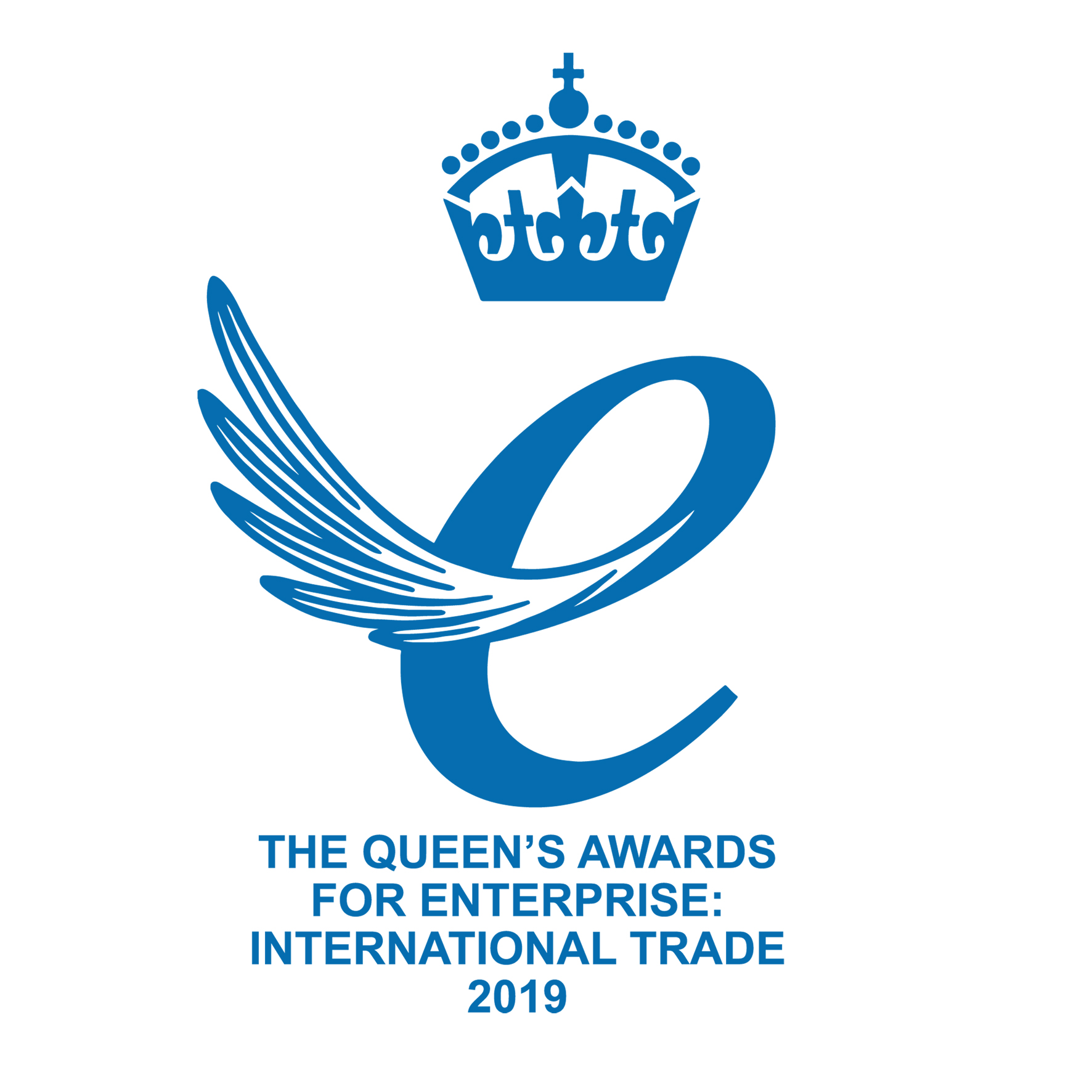 Queen's Award for Enterprise International Trade logo